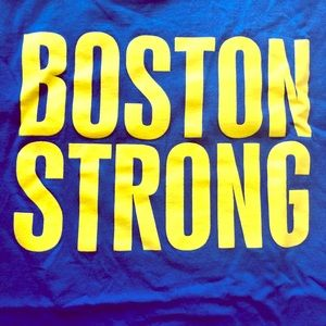 Other - Men's large Boston Strong T Shirt